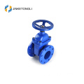 "JKTLCG006 wcb sluice cast iron 1/4 ""gate valve"